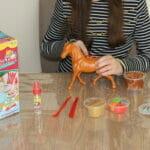 Spielzeugtest: Bibi & Tina Flo mee und Cloud Slime