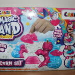 Spielzeugtest: Magic Sand Unicorn Set