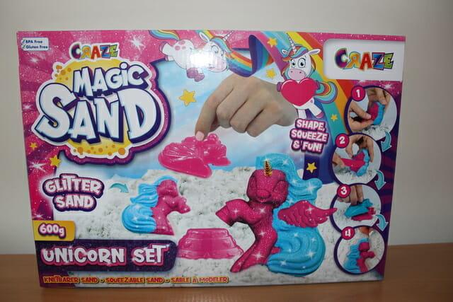 Zaubersand: Magic Sand Unicorn Set