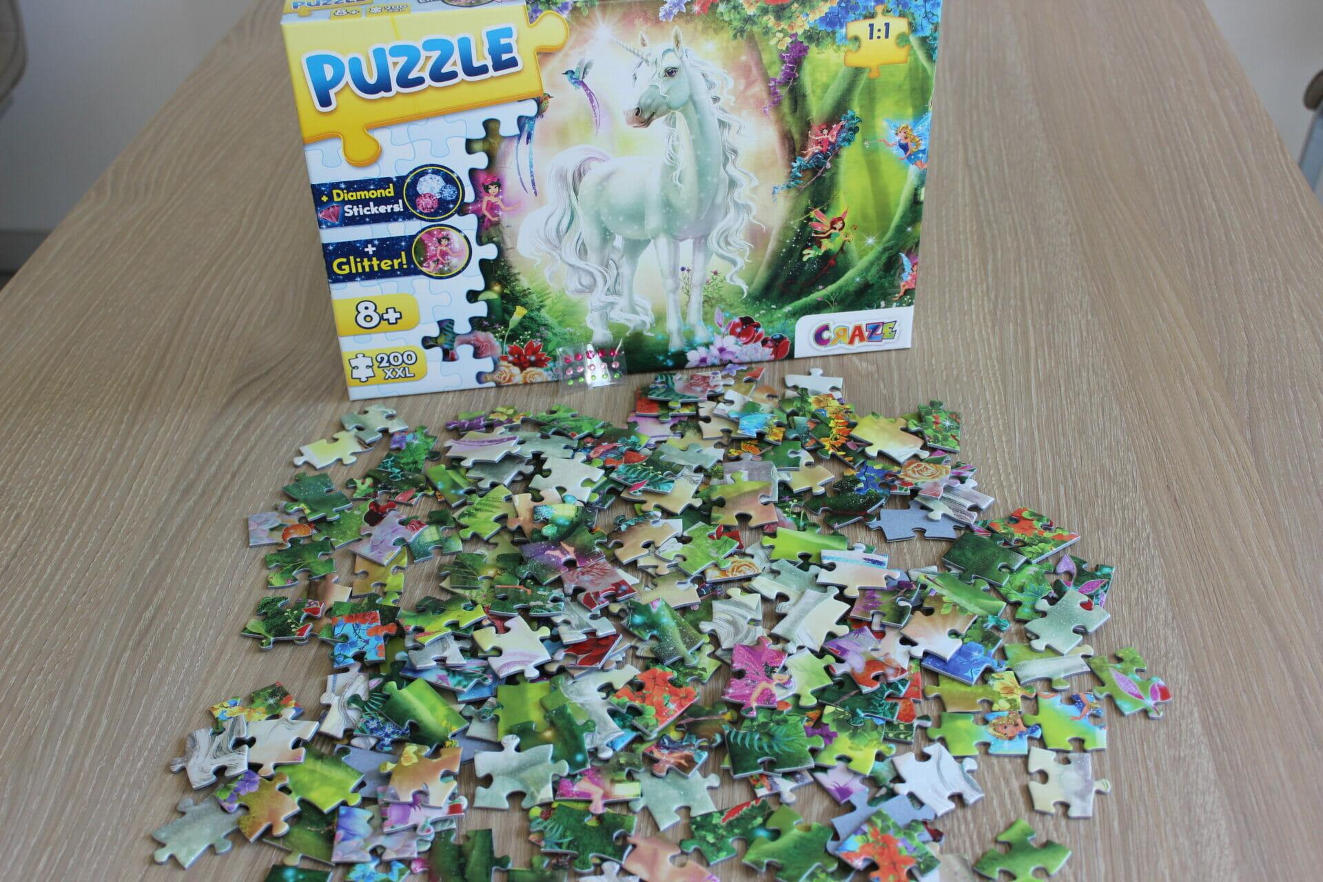 Craze Puzzle Magic Forest